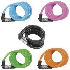 Abus 1150120 COMBINATION Cable Bike Lock