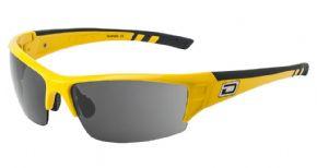 Dirty Dog Sport Brix Sunglasses Yellow Frame/ Grey Lens 58038