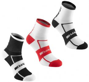 Madison Isoler Merino 3-season sock blue fade X-large