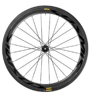 Mavic Cosmic Pro Carbon Sl Tubular Disc Centrelock Road Front Wheel  2017