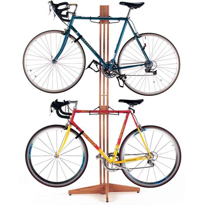 Gear Up Oakrak Freestanding 2 To 4-bike Rack   bike_storage_hanger_component