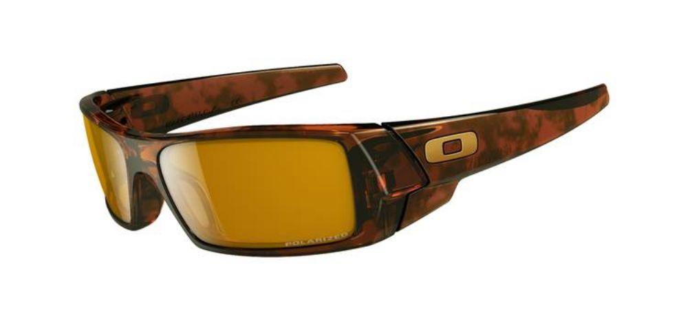 oakley gascan sunglasses brown