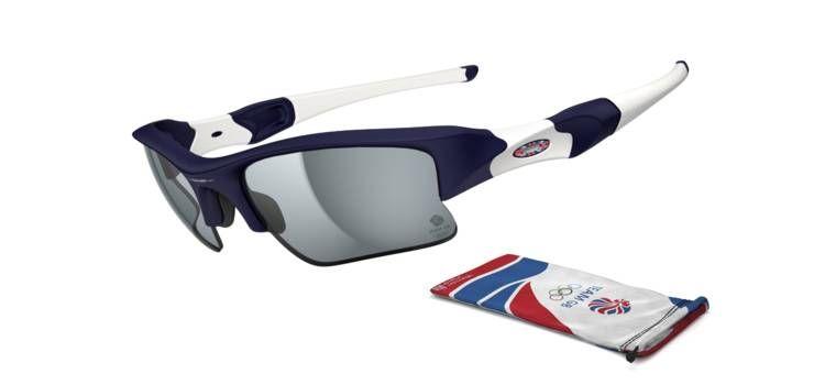 bba2a8be38f03 Oakley Flak Jacket Xlj Polarized Team Gb Ltd Edition Sunglasses ...