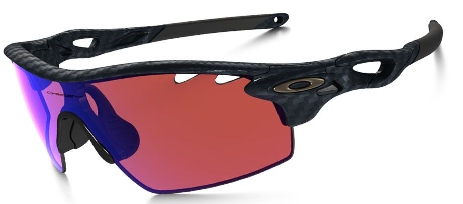 Oakley Radarlock Pitch Sunglasses Carbon Fiber/ G30 ...