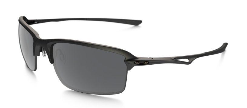 110e586c2df63 Oakley Wiretap Sunglasses Matte Black  Black Iridium Polarized Oo4071-05 ...