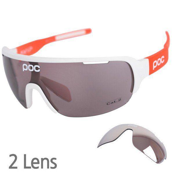 b1de3f3beb9 Poc Do Half Blade Avip Orange 2 Lens Sunglasses - £139.99