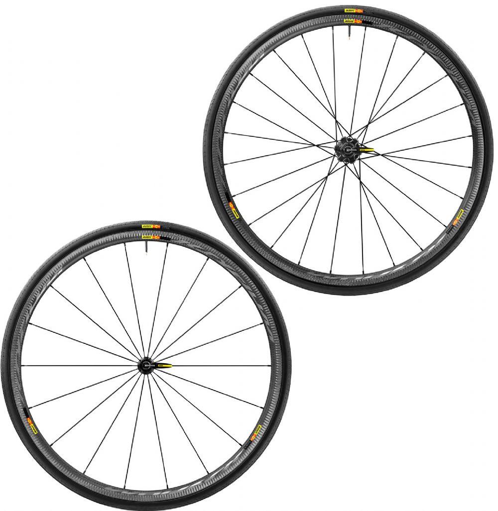 674a431046a Mavic Ksyrium Pro Carbon Sl C Wheelset 2018 - £1420.25 | Wheels Road ...