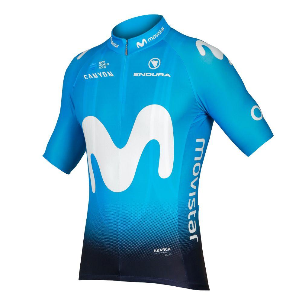 Endura Movistar Team Short Sleeve Jersey 2018 - £66.49  4ff0e564e