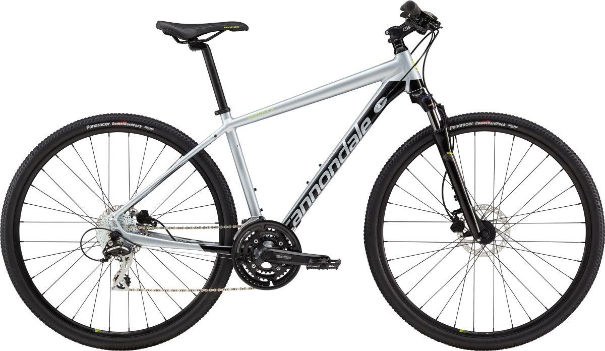 aad82ba668b Cannondale Quick Cx 4 Disc Sports Hybrid Bike 2019 - £545 ...