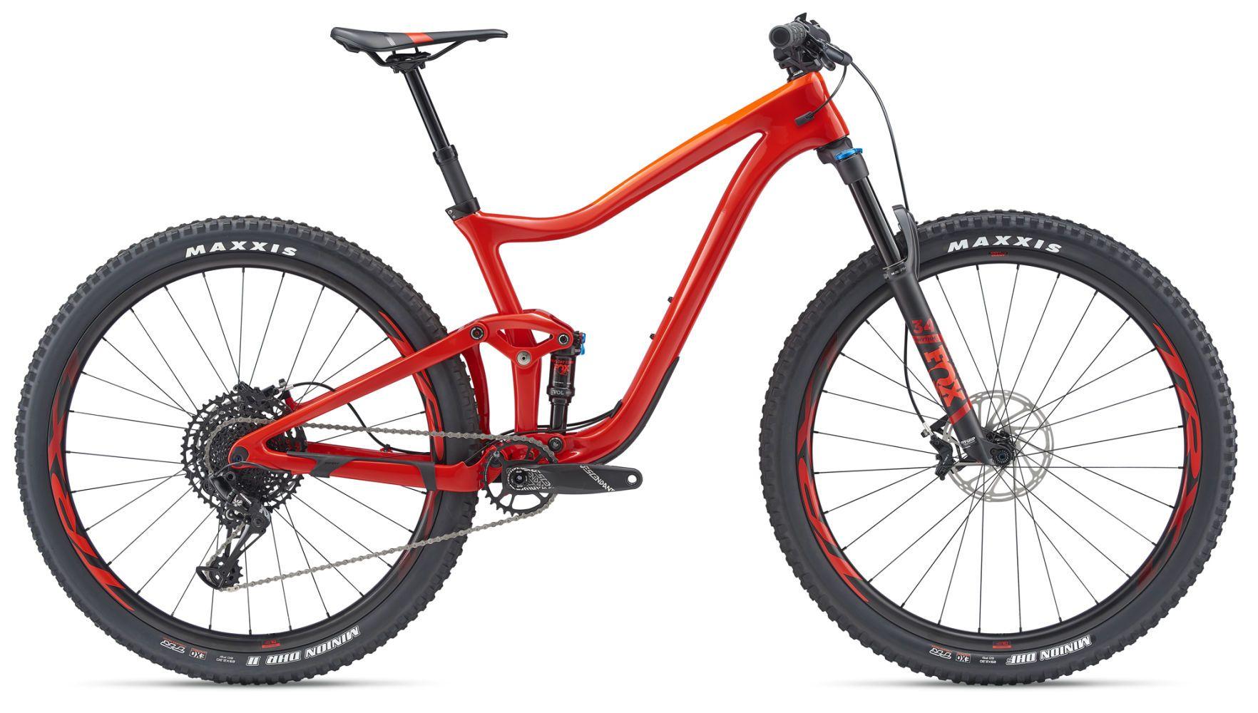 0bbe7d552df Giant Trance Advanced Pro 29 2 Mountain Bike 2019 - £3995 | Giant ...