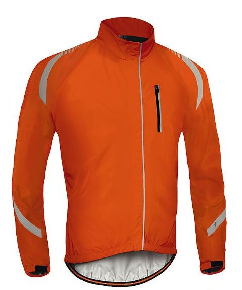 Specialized Deflect Rbx Elite Hi-vis Rain Jacket - Small Orange Only 2017  ... f4a889bcb
