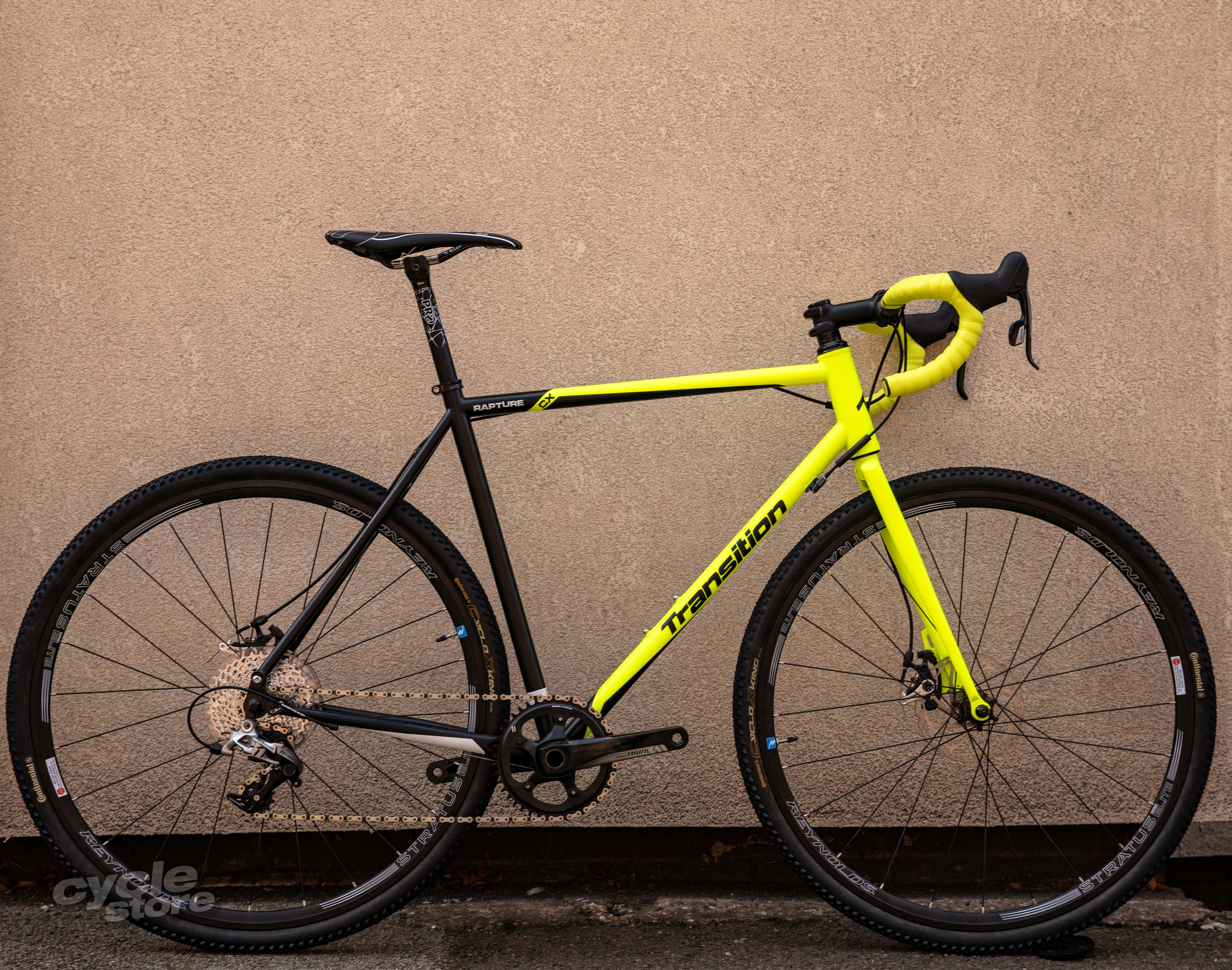 Transition Rapture Cx Large Cyclocross Bike   Cross