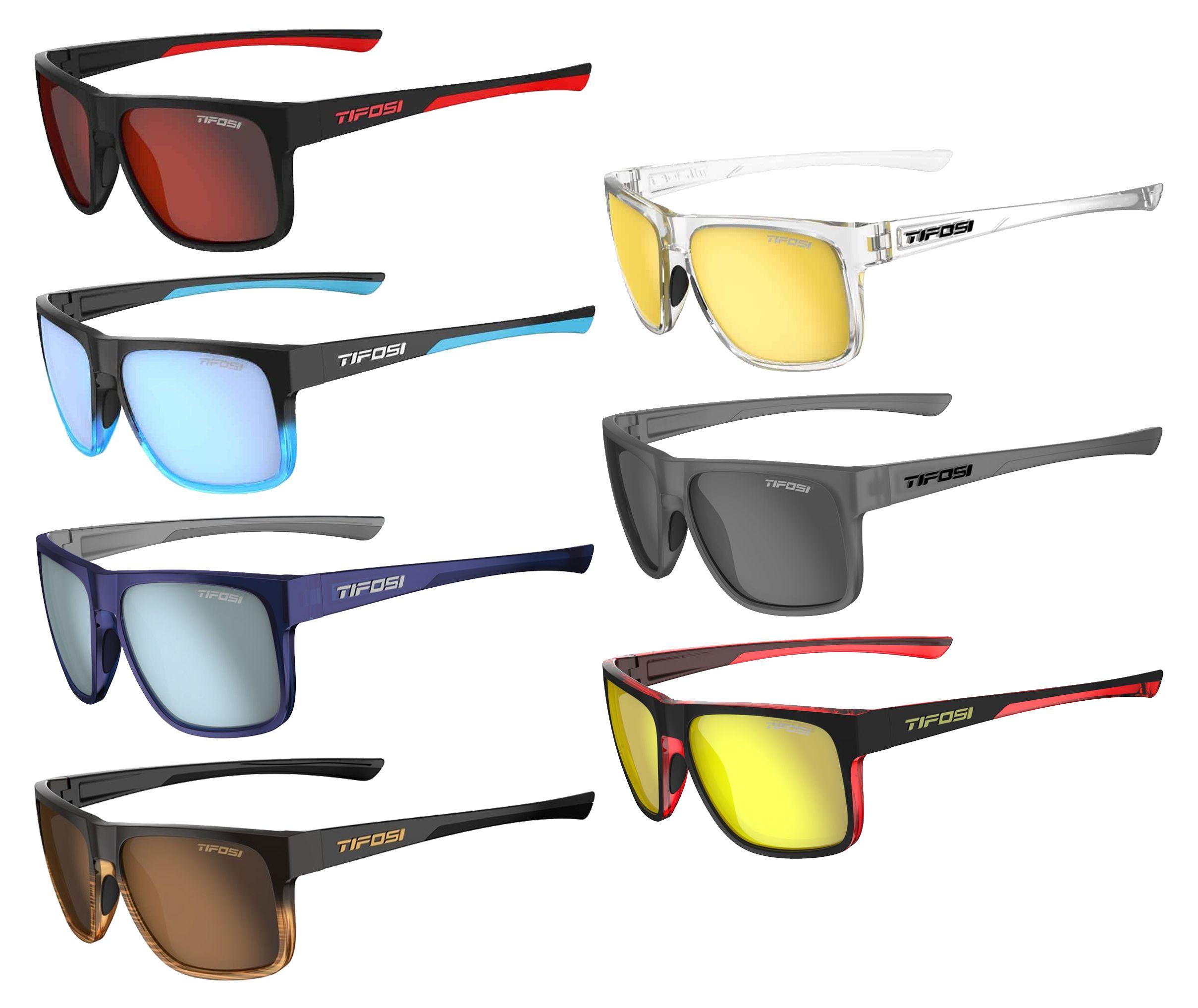 8bc30fe30c057 Tifosi Swick Single Polycarbonate Lens Glasses - £26.99
